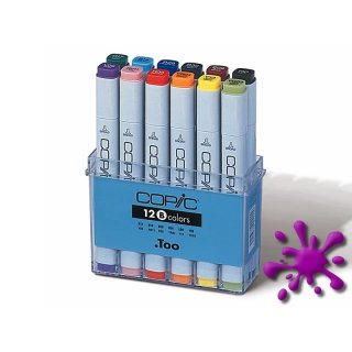 Copic Marker 12er Set - Basis