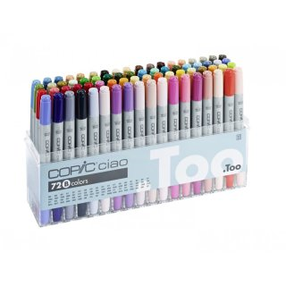 Copic Ciao 72er Set - B