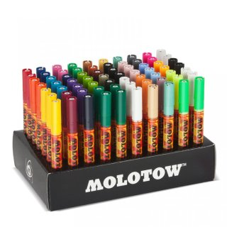 MOLOTOW ONE4ALL 127HS Marker Display Set Complete