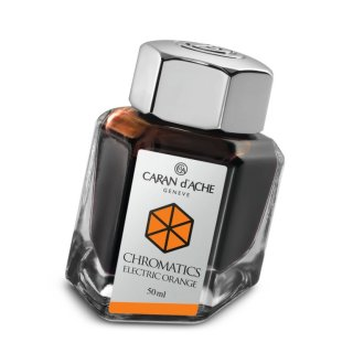 Caran dAche Tintenfass Chromatics Electric Orange 50ml