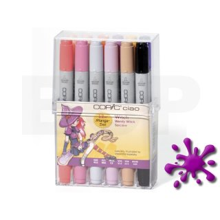 Copic Ciao 12er Set - Witch
