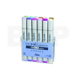Copic Sketch 12er Set - EX-5