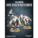 Warhammer 40,000: Tau Empire XV25 Stealth Battlesuits