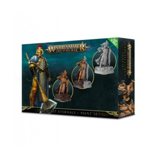 Warhammer Age of Sigmar: Stormcast Eternals + Paint Set