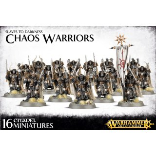 Warhammer Age of Sigmar: Chaos Warriors