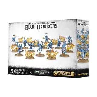 Warhammer Age of Sigmar: Daemons of Tzeentch, Blue Horrors
