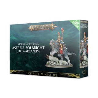 Warhammer Age of Sigmar: Stormcast Eternals Astreia Solbright, Lord Arcanium
